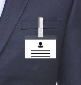 MeetingLinq Badgehouder Creditcard formaat