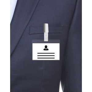 MeetingLinq Ausweishülle im Kreditkartenformat