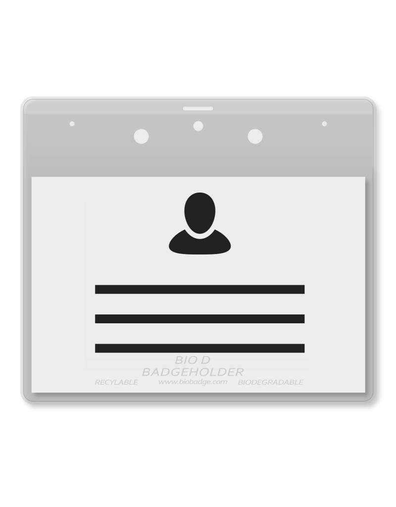MeetingLinq BIO-D Ausweishülle, Din A7-Format