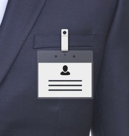 MeetingLinq BIO-D Badge holder, A7 size