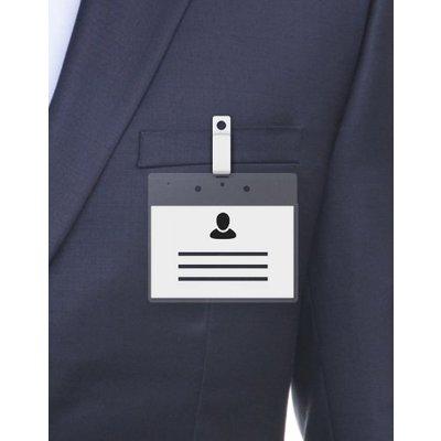 MeetingLinq BIO-D Badgehouder, A7 formaat