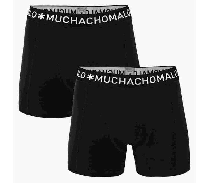 Muchachomalo 1010BASiC02 2-pack black