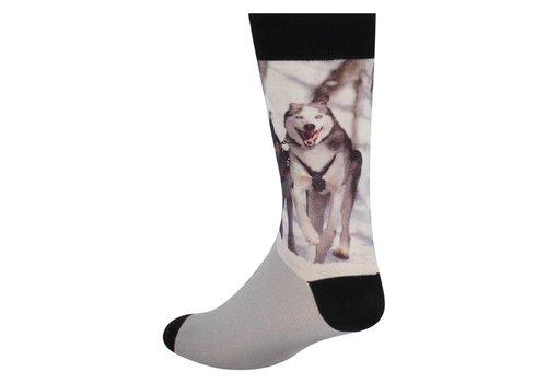 Sock My Feet Sock my Feet model Sock my huskies HW18M004