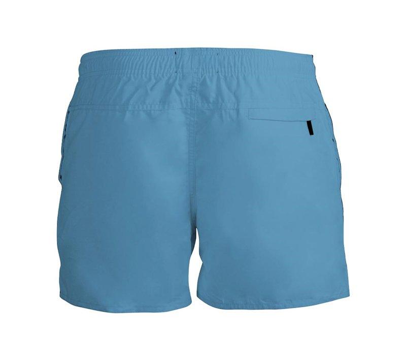 Muchachomalo Swimshort SOLID2061-03 Light Blue