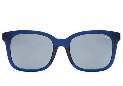 Quay Australia Quay Australia sunglasses QM-000224 Navy Kingsley