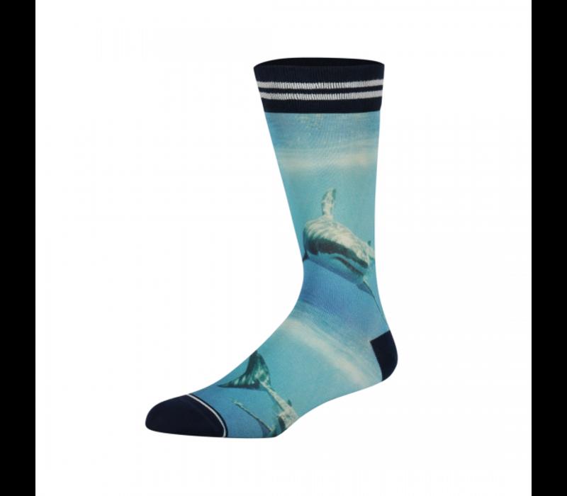 Sock My Feet model Sock my shark HS19M006