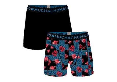 Muchachomalo Muchachomale 2-pack Boxershorts Against the stream