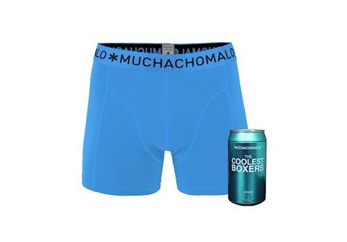 Muchachomalo Muchachomalo Cans 1-pack boxershort Blue