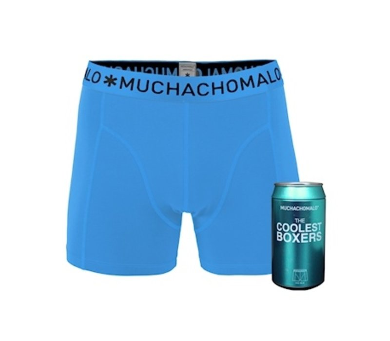 Muchachomalo Cans 1-pack boxershort Blue