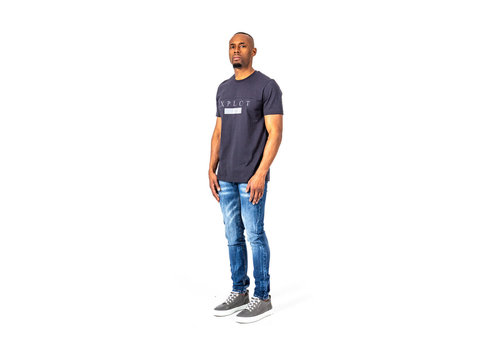 XPLCT Flash Tee Navy