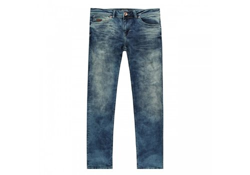 Cars Jeans Cars Jeans Blast Blue Wash - Slim Fit