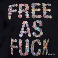 Radical Elio Free as Fuck Black