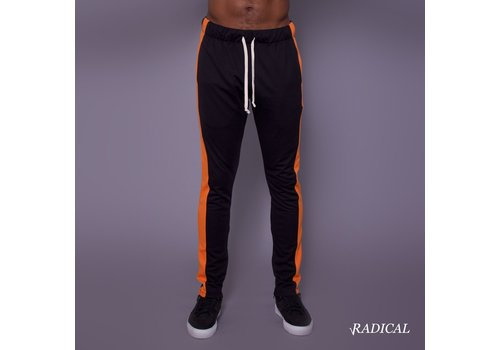 Radical Radical Trackpants Black/Neon