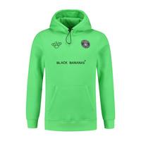 Black Bananas F.C. Basic Hoody Neon Green
