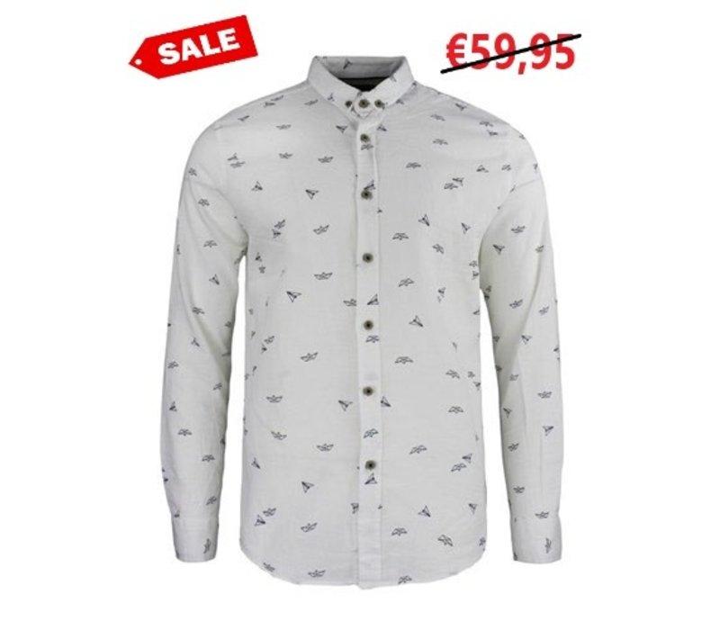 Gabbiano blouse 33775 White