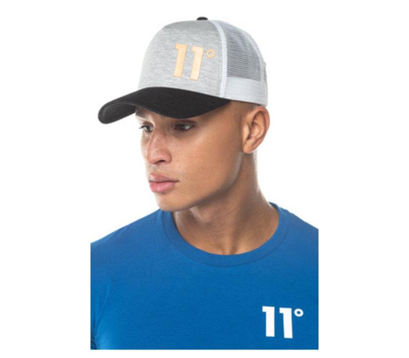 11 Degrees Trucker Cap