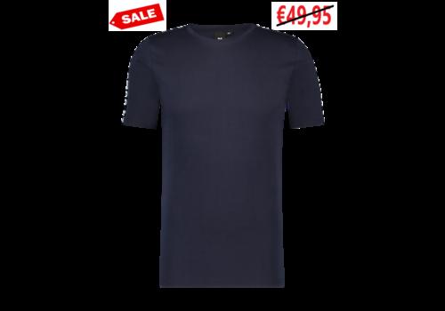 24 UOMO 24 UOMO MY45C T-shirt Navy