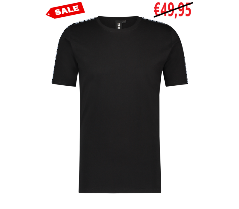 24 UOMO MY45C T-shirt Black