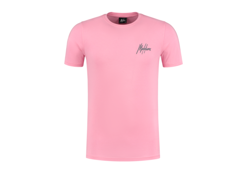 Malelions Malelions Signature Tee 2.0 Pink