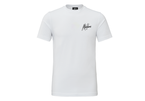 Malelions Malelions Signature Tee 2.0 White