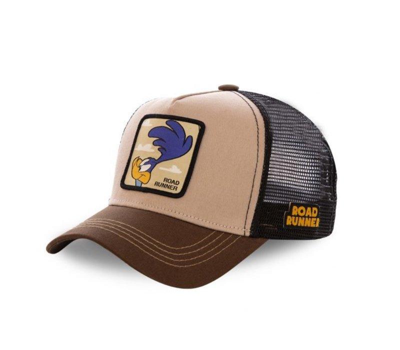 Capslab Cap Looney Tunes Road Runner Black