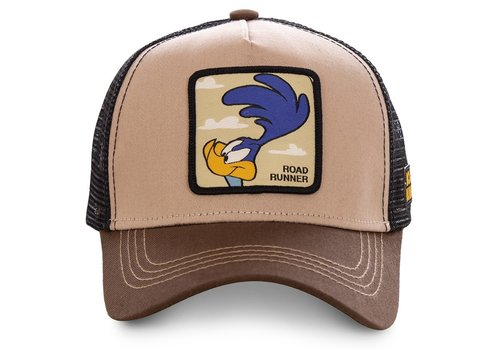 Capslab Capslab Cap Looney Tunes Road Runner Black