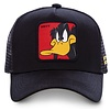 Capslab Capslab Cap Looney Tunes Daffy Black
