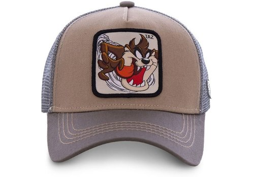 Capslab Capslab Cap Looney Tunes Taz Brown