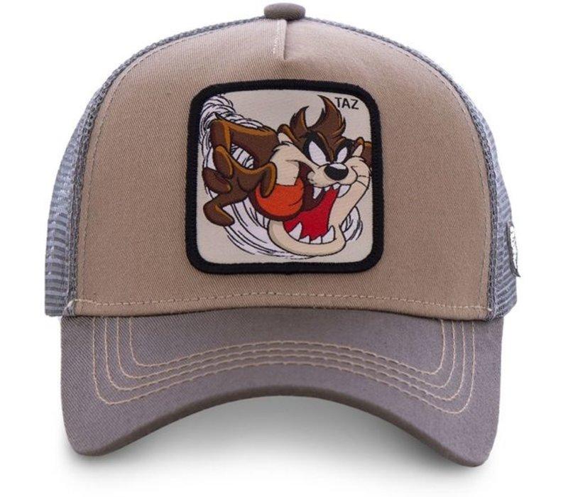 Capslab Cap Looney Tunes Taz Brown