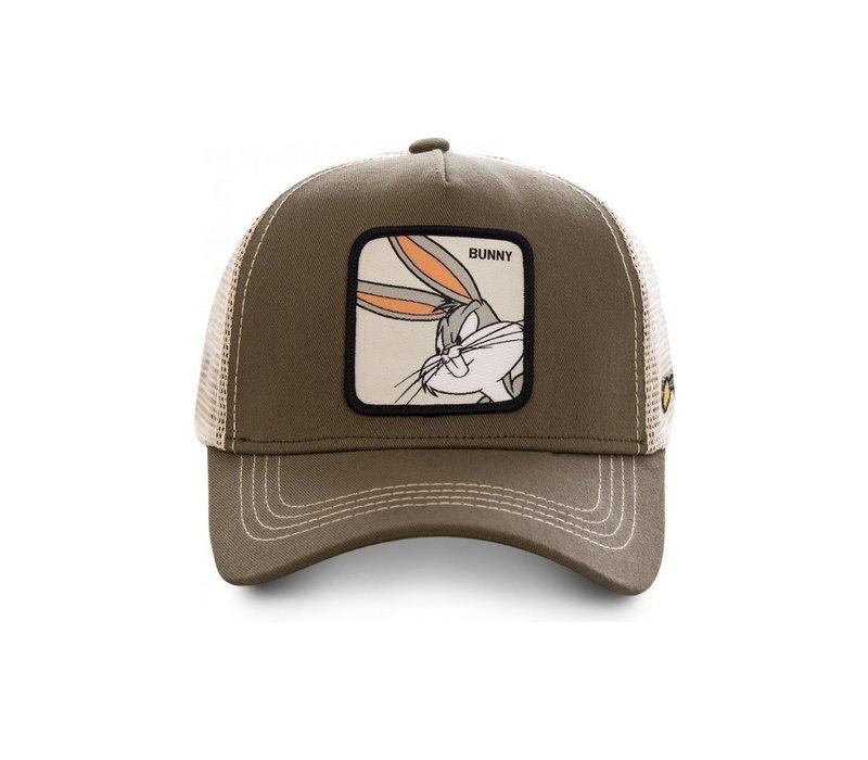 Capslab Cap Looney Tunes Bunny Green