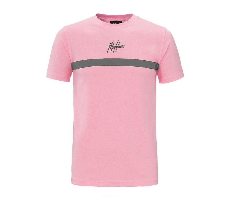 Malelions T-shirt Tonny 2.0 Pink