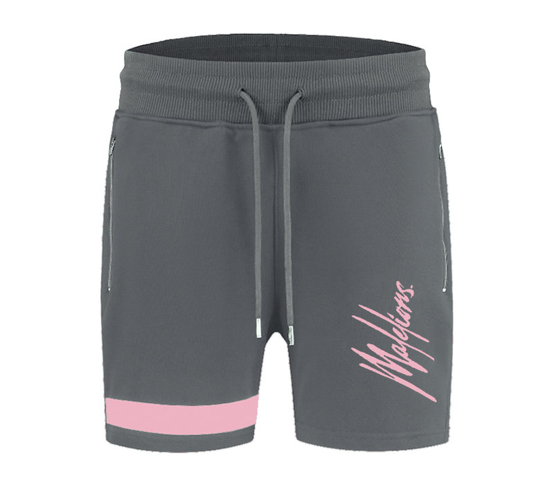 Malelions Short Pablo 2.0 Matt Grey
