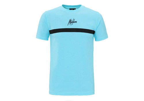 Malelions Malelions T-shirt Tonny 2.0 Light Blue