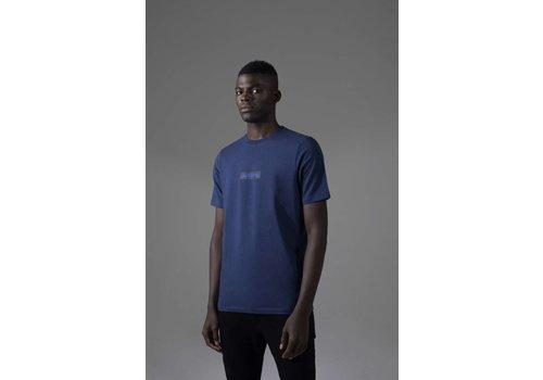 Sustain Sustain Boxlogo Regular T-shirt Blue