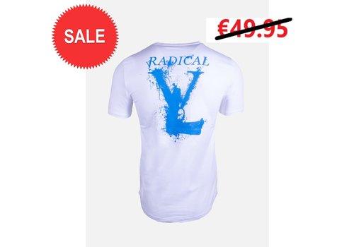 Radical Radical SU190106 T-shirt White/Blue