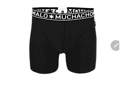 Muchachomalo Muchachomalo SOLID2032-14 Black
