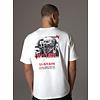Sustain Sustain Eyes Boxy T-shirt  Off White