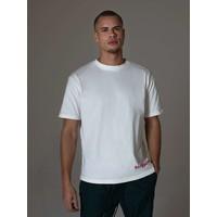 Sustain Eyes Boxy T-shirt  Off White