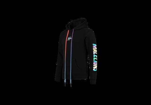 Malelions Malelions Rainbow Reflective Hoodie