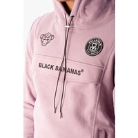 Black Bananas Anorak Hoody Purple
