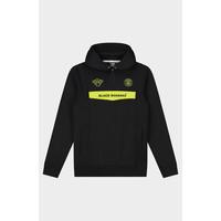 Black Bananas Anorak Neon Hoody Black/ Yellow