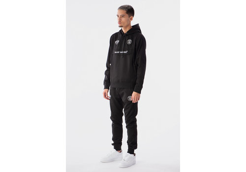 Black Bananas Black Bananas  Anorak Mesh Tracksuit Black