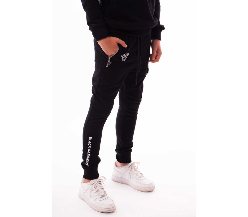 Black Bananas F.C. Jogger Black