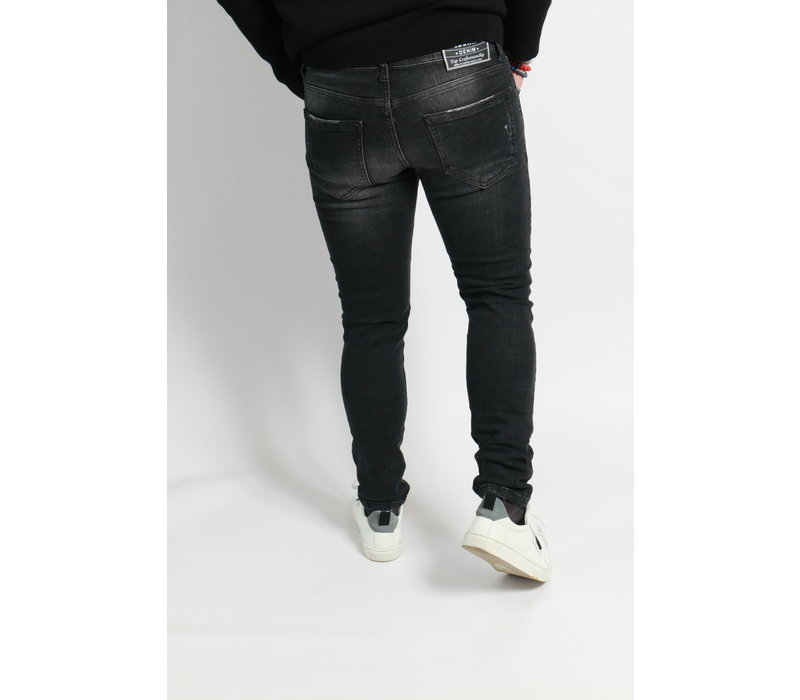Get Well Jeans Icon 64105 Black