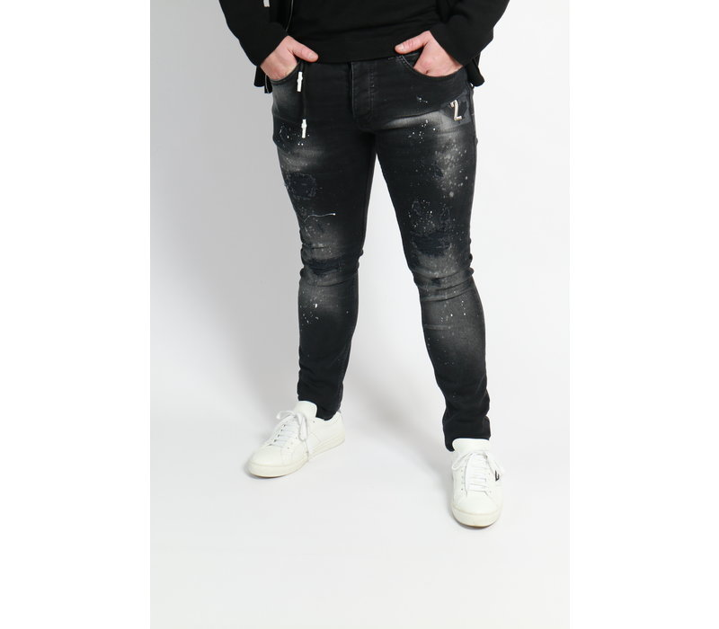 Get Well Jeans Icon 9619 Black