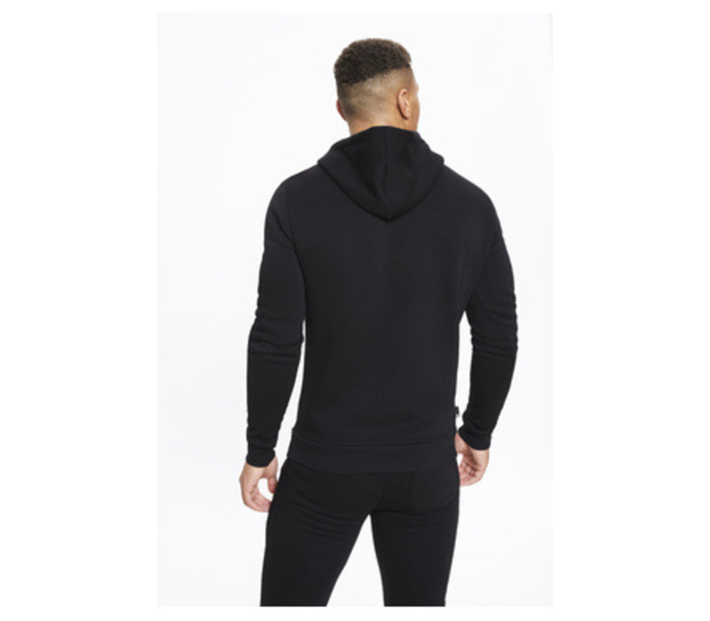 11 Degrees Topaz Pullover Hoodie Black/Gold