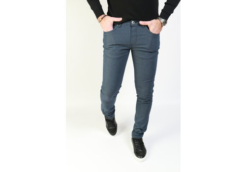 Cars Jeans Cars Jeans Fast Yarn Dyed Navy - Slim Fit