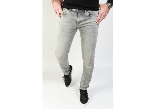 Cars Jeans Cars Jeans Blast Grey Random Used - Slim Fit