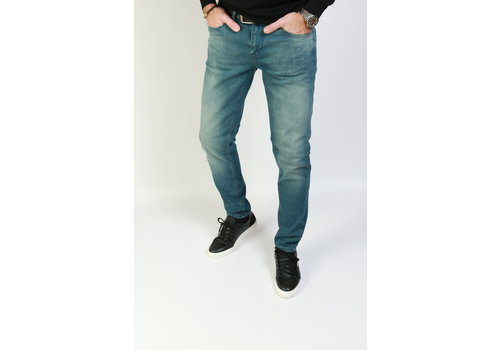 Cars Jeans Cars Jeans Blast Lion Blue - Slim Fit