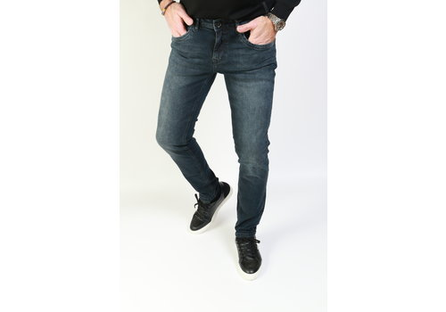 Cars Jeans Cars Jeans Blast Blue Black - Slim Fit